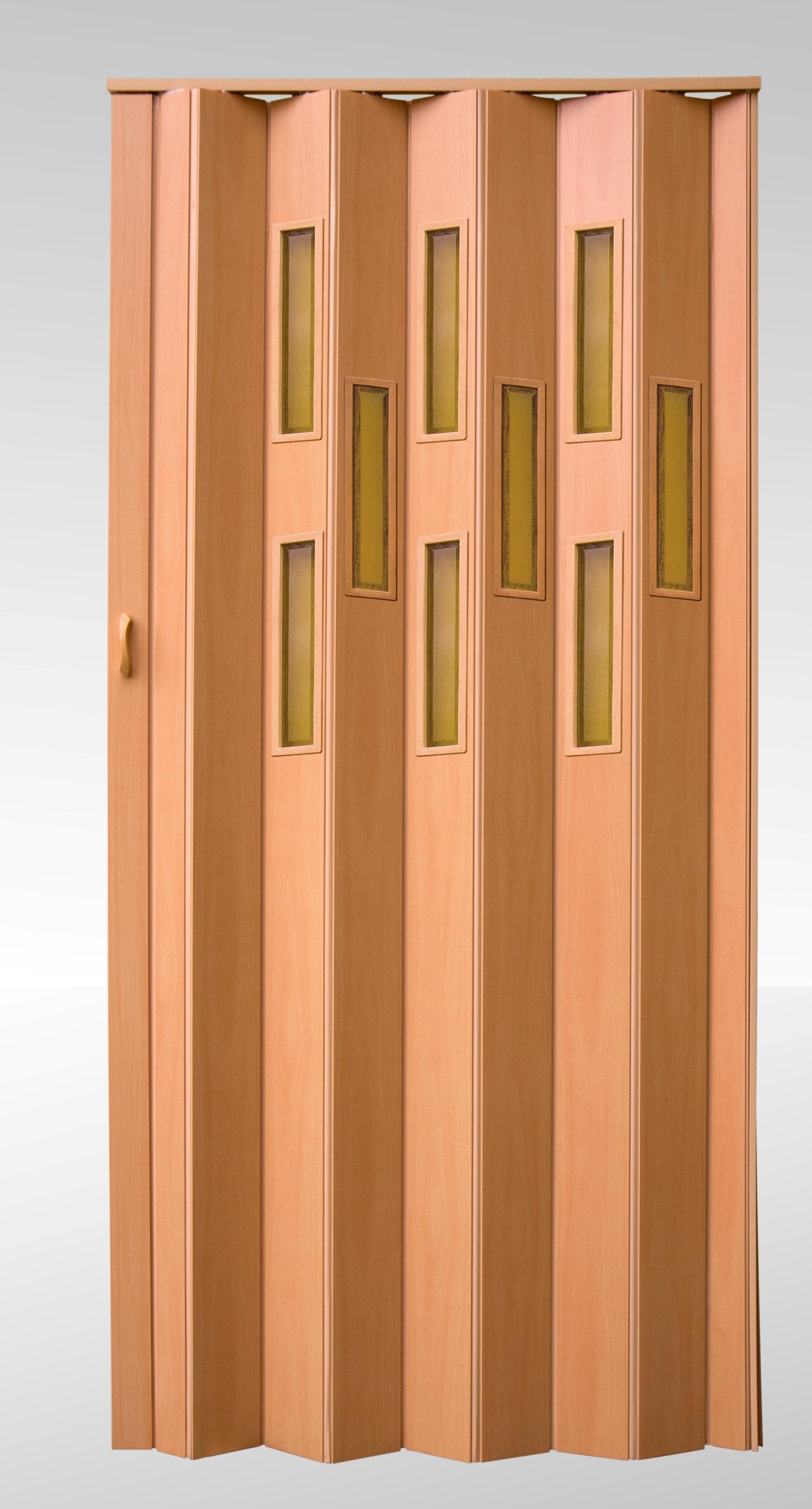 Zhrnovacie dvere